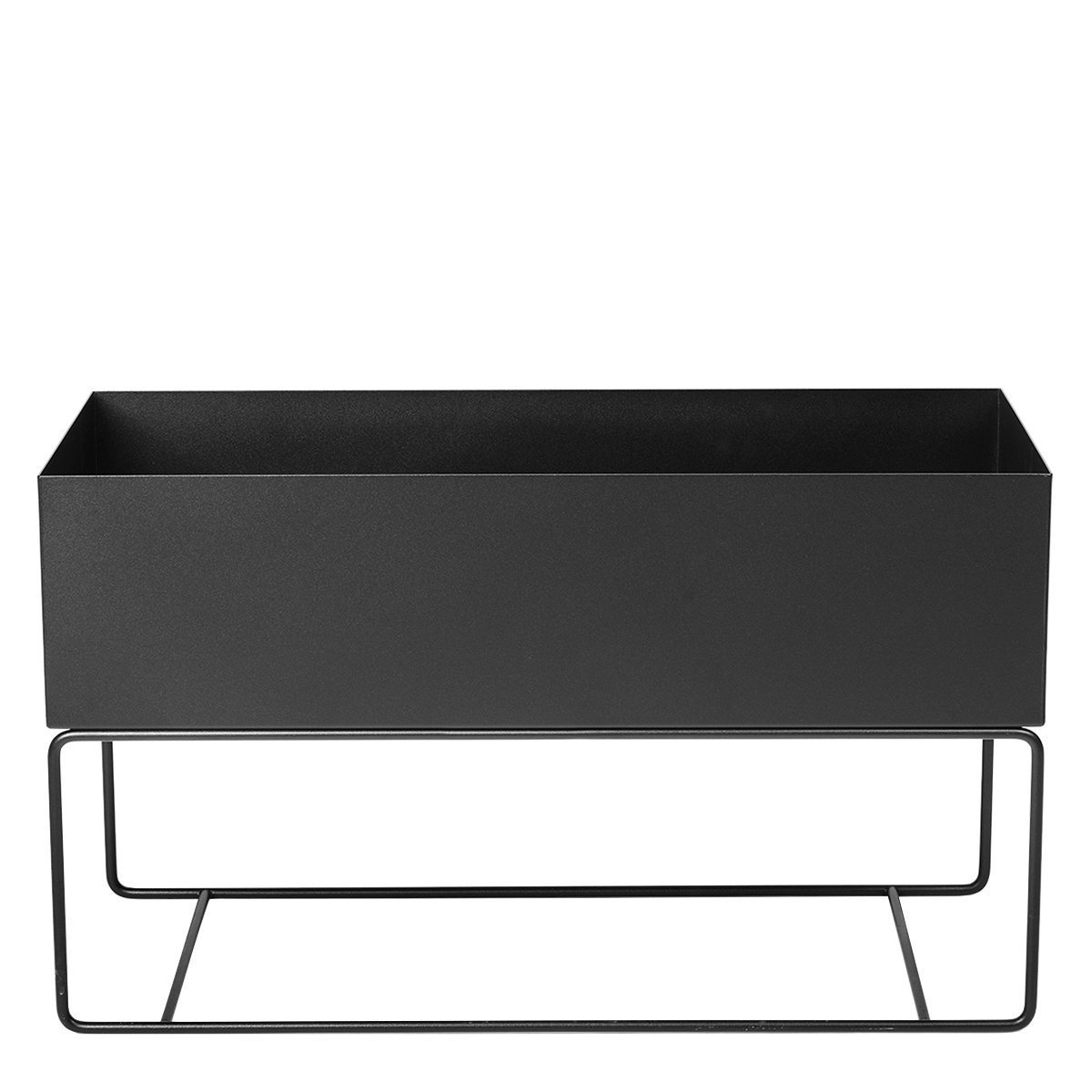 Ferm Living Plant Box Large Zwart