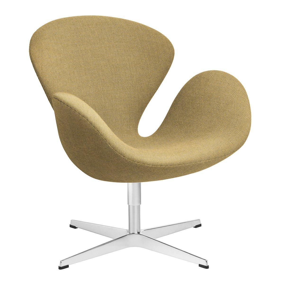 Fritz Hansen Swan Chair - Christianshavn 1110 Geel
