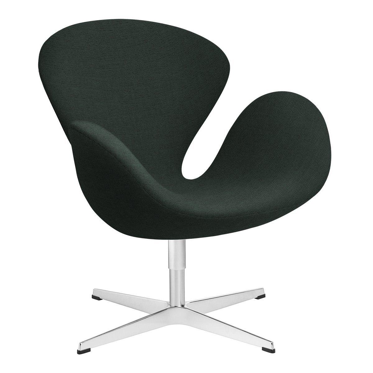 Fritz Hansen Swan Chair - Christianshavn 1161 Groen