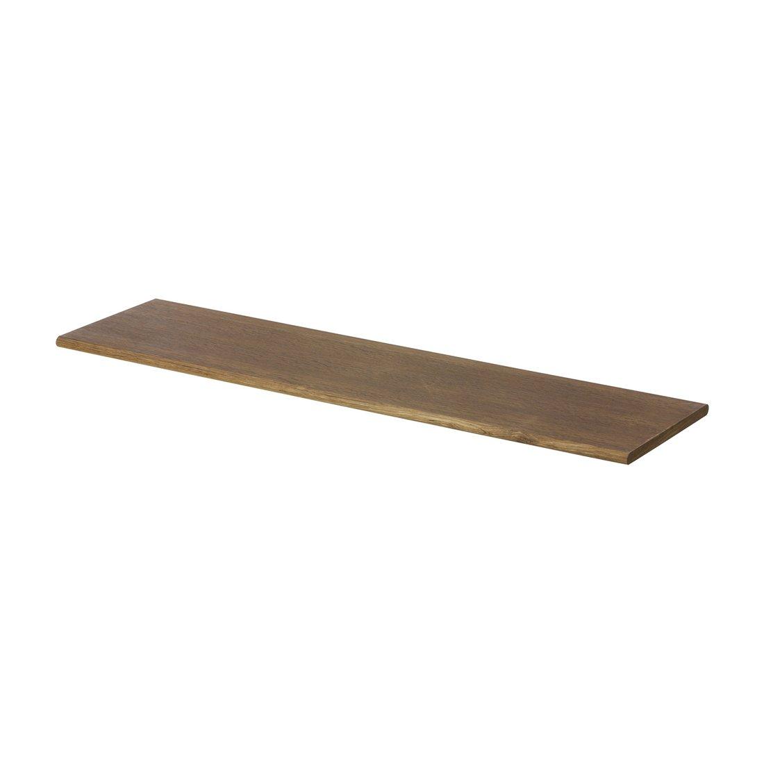 Shelf Wandplank Smoked Oak - Ferm Living