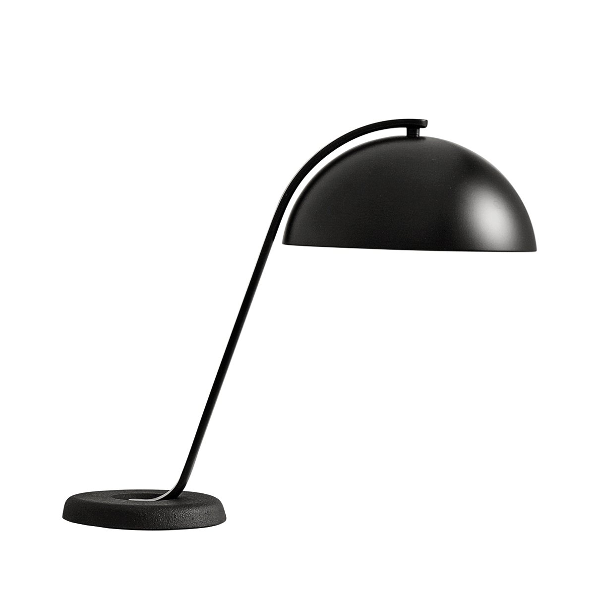 HAY Cloche Light Tafellamp Zwart