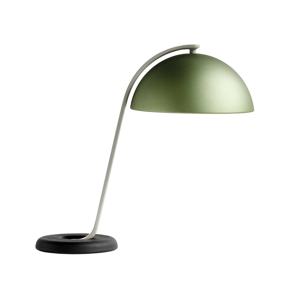 HAY Cloche Tafellamp - Mintgroen - Zwart