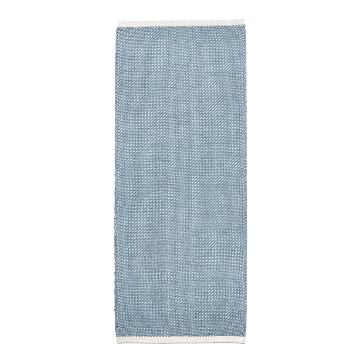 HAY Bias Vloerkleed - Light Blue - 240 x 170 cm.