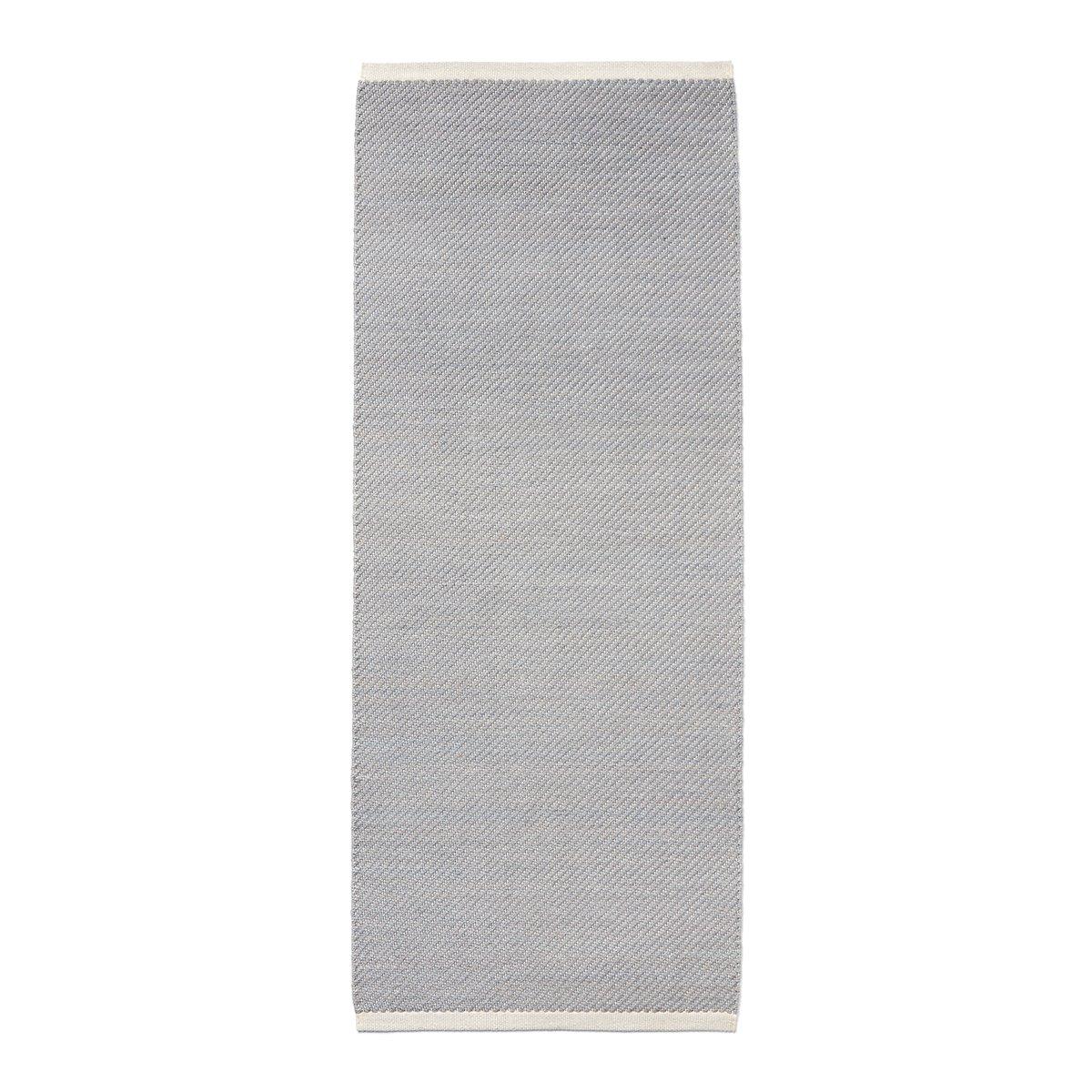 HAY Bias Vloerkleed - Cool Grey - 200 x 140 cm.