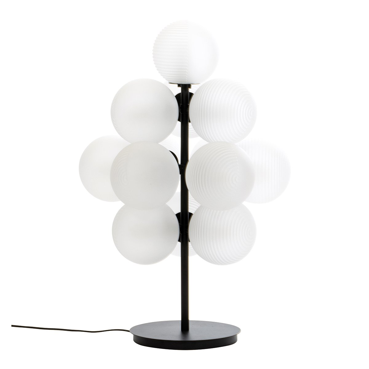Pulpo Stellar Grape Vloerlamp Small by Sebastian Herkner - Wit