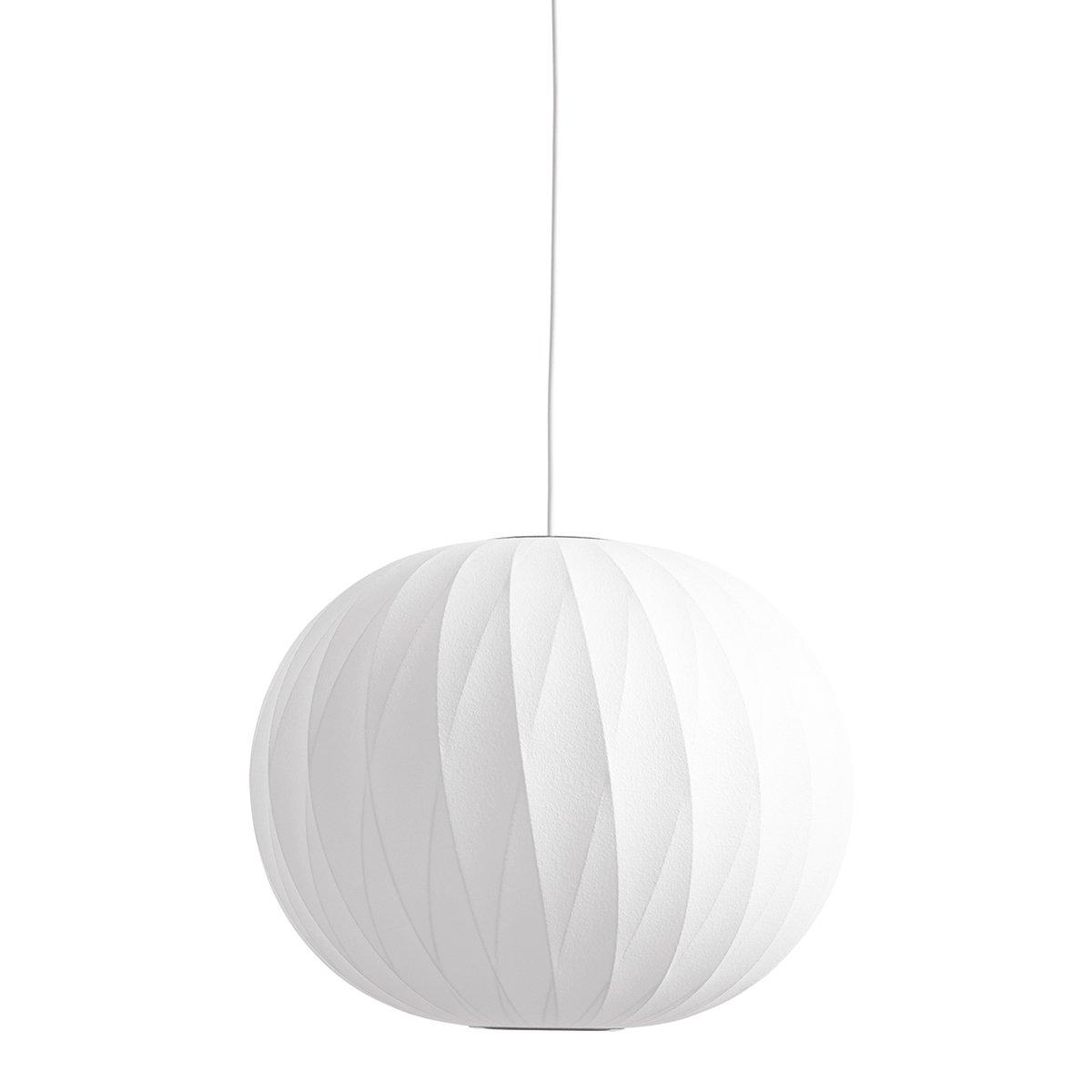 HAY Nelson Ball Crisscross Bubble Hanglamp - S: � 32,5 x h. 30,5 cm.