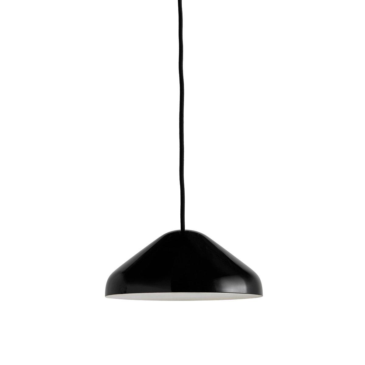 HAY Pao Steel Hanglamp - � 23 x h. 10 cm. - Soft Black
