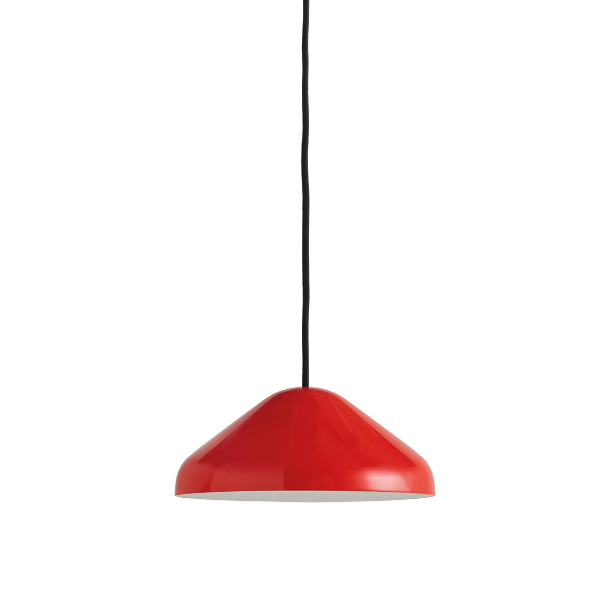 HAY Pao Steel Hanglamp - � 23 x h. 10 cm. - Red
