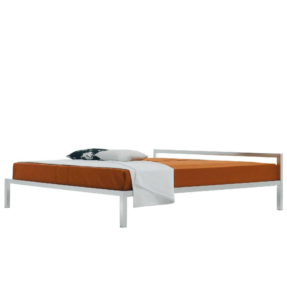Aluminium Bed MDF Italia