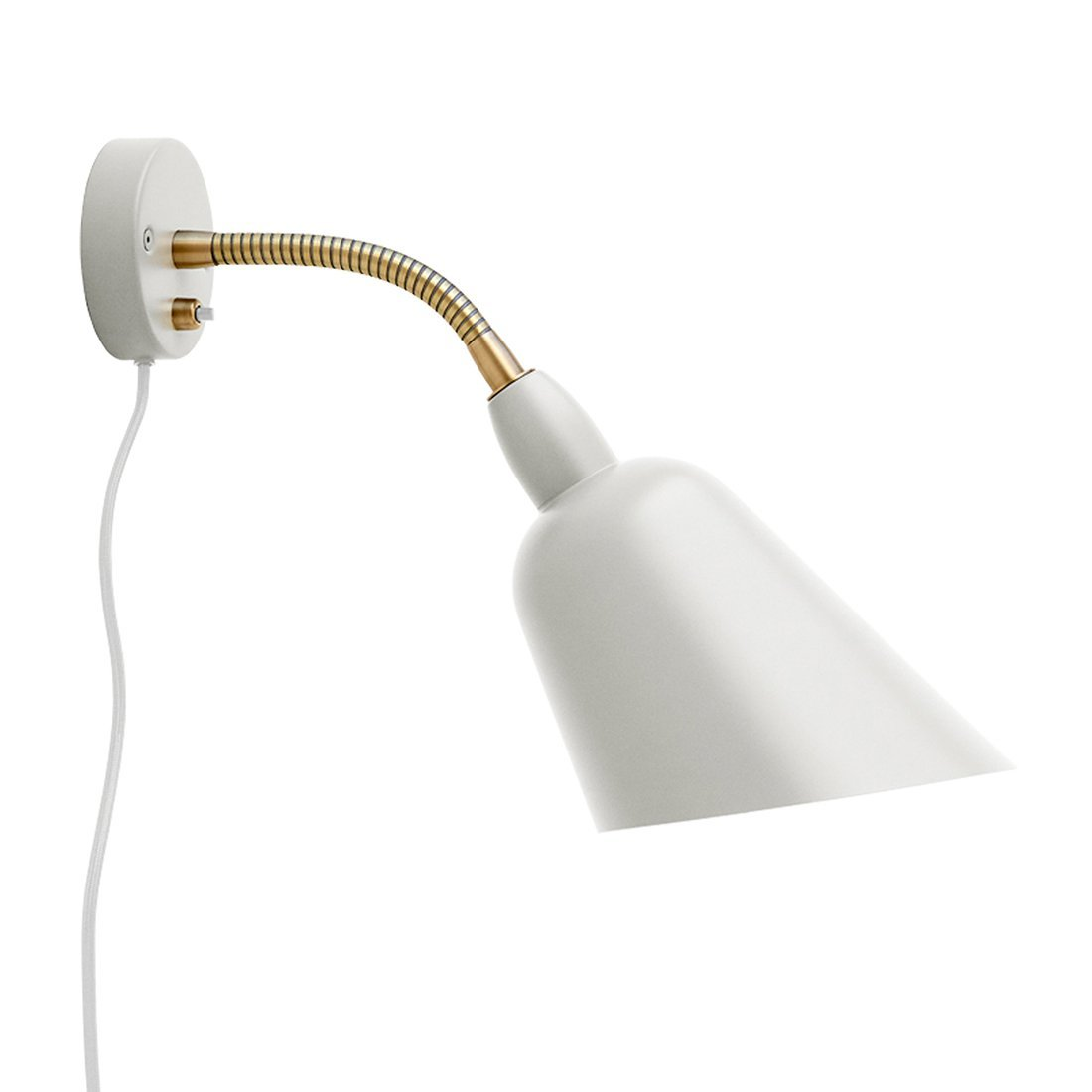 AndTradition Bellevue AJ9 Wandlamp Wit