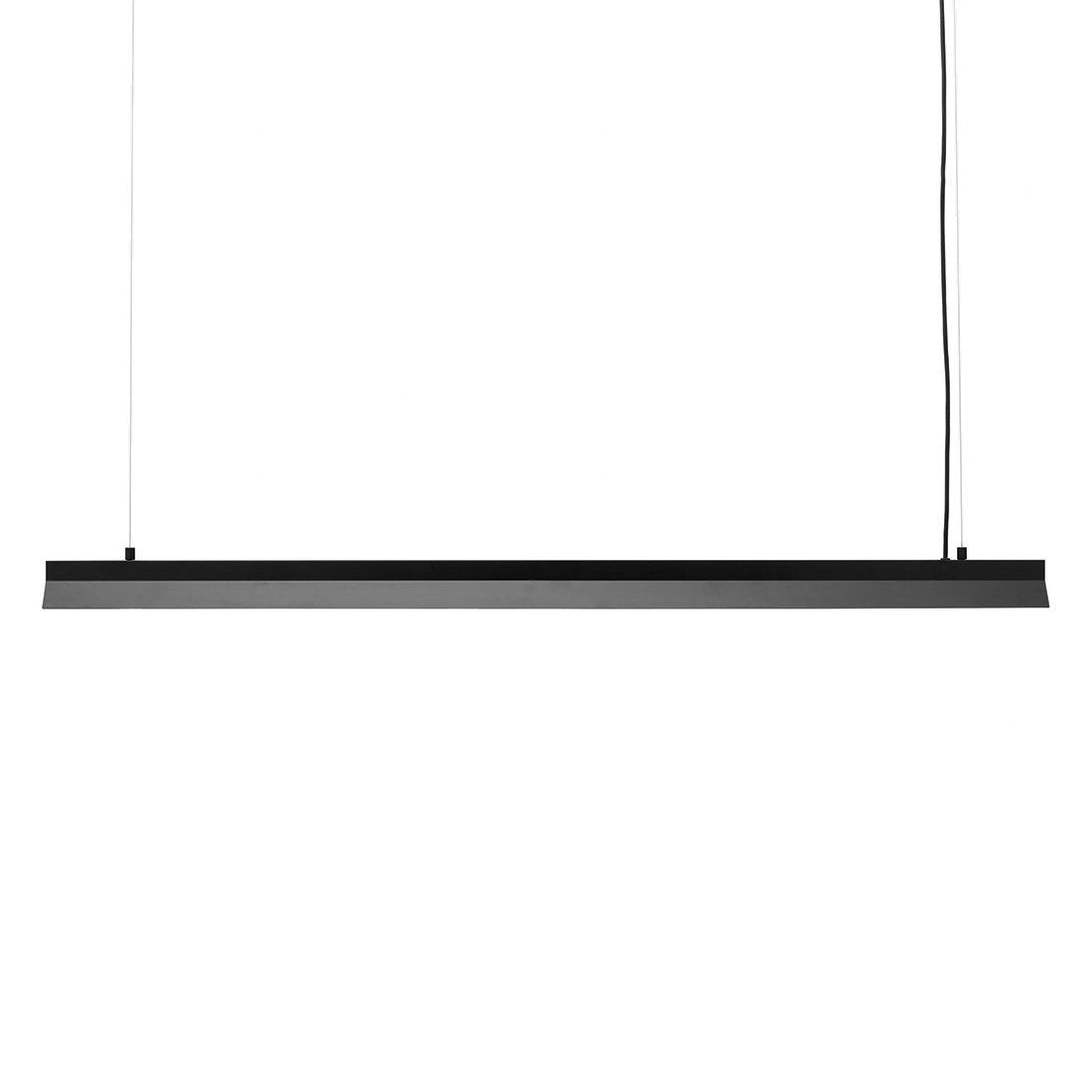 Fornell Hanglamp Mat Zwart