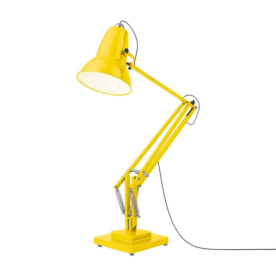 Anglepoise Original 1227 Giant Citrus Yellow Glans Vloerlamp
