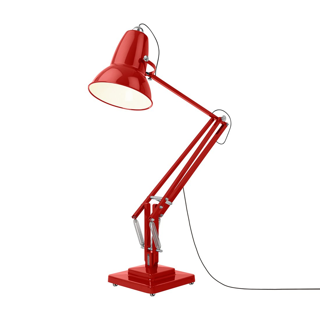 Anglepoise Original 1227 Giant Outdoor Crimson Red Vloerlamp