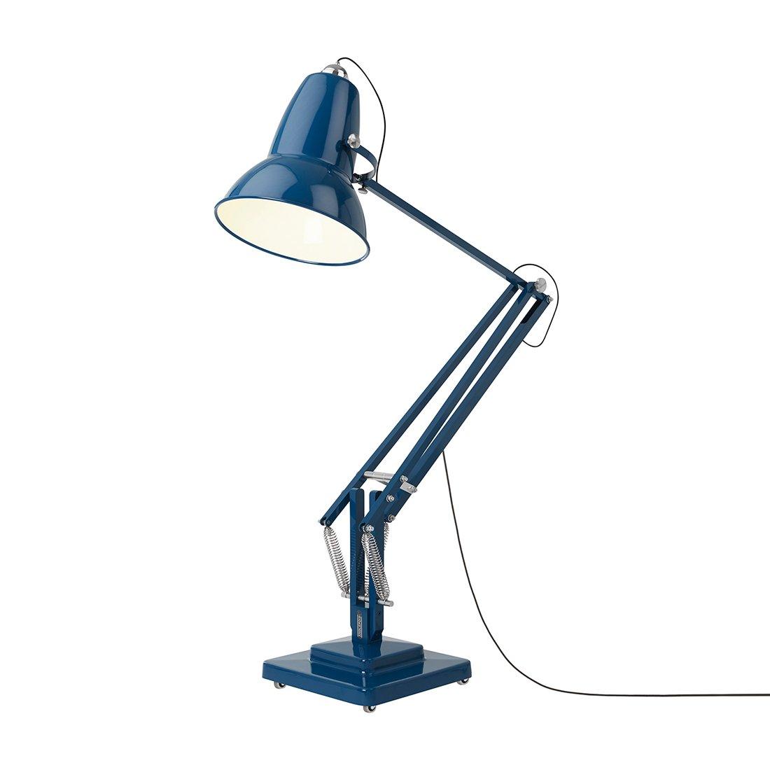Anglepoise Original 1227 Giant Outdoor Marine Blue Vloerlamp