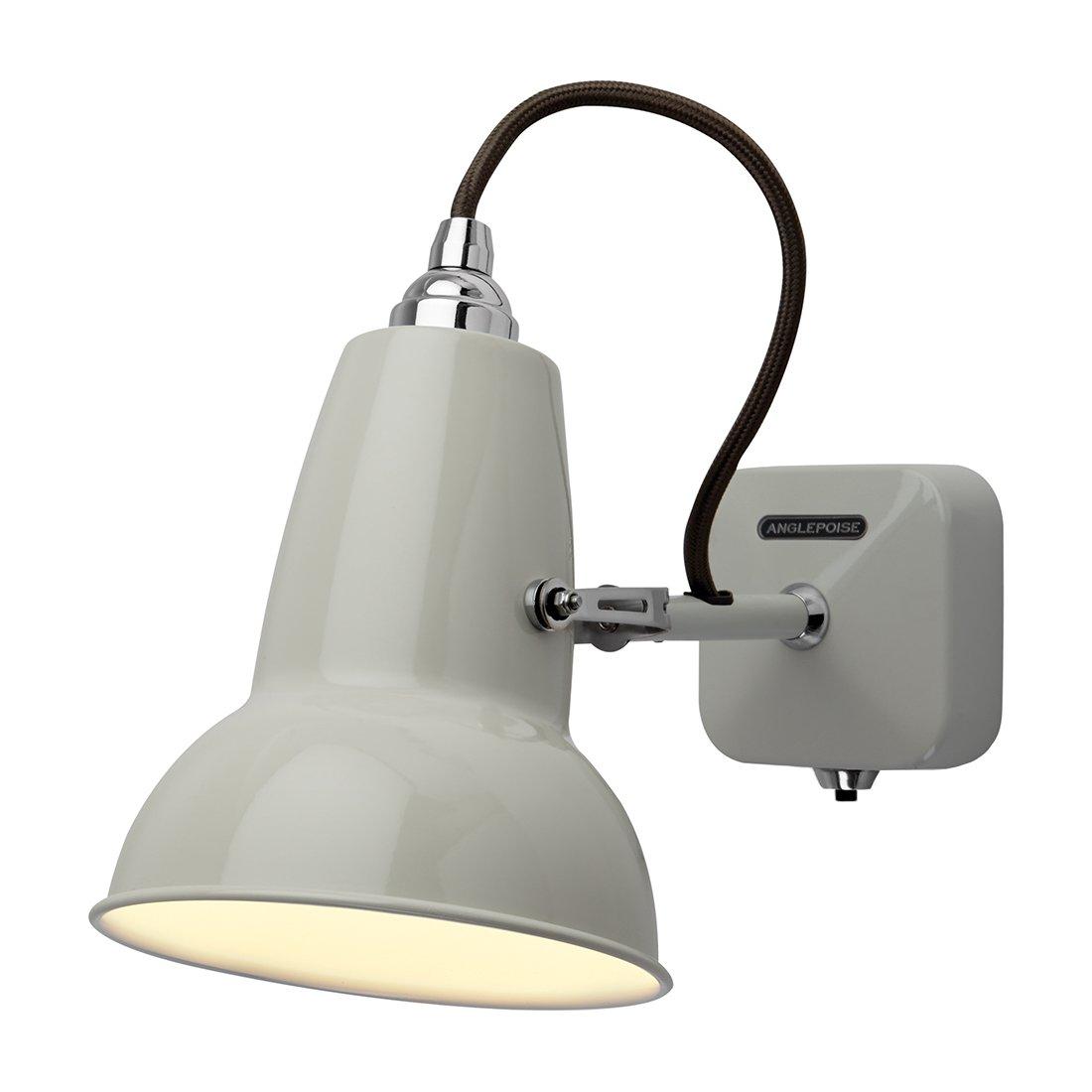 Anglepoise Original 1227 Mini Linen White Wandlamp