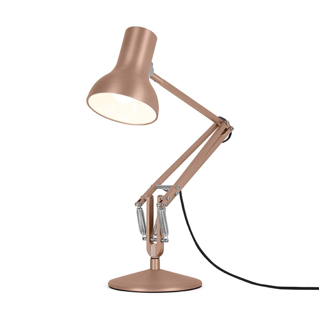 Anglepoise Type 75 Mini Desk Lamp Bureaulamp Copper Lustre