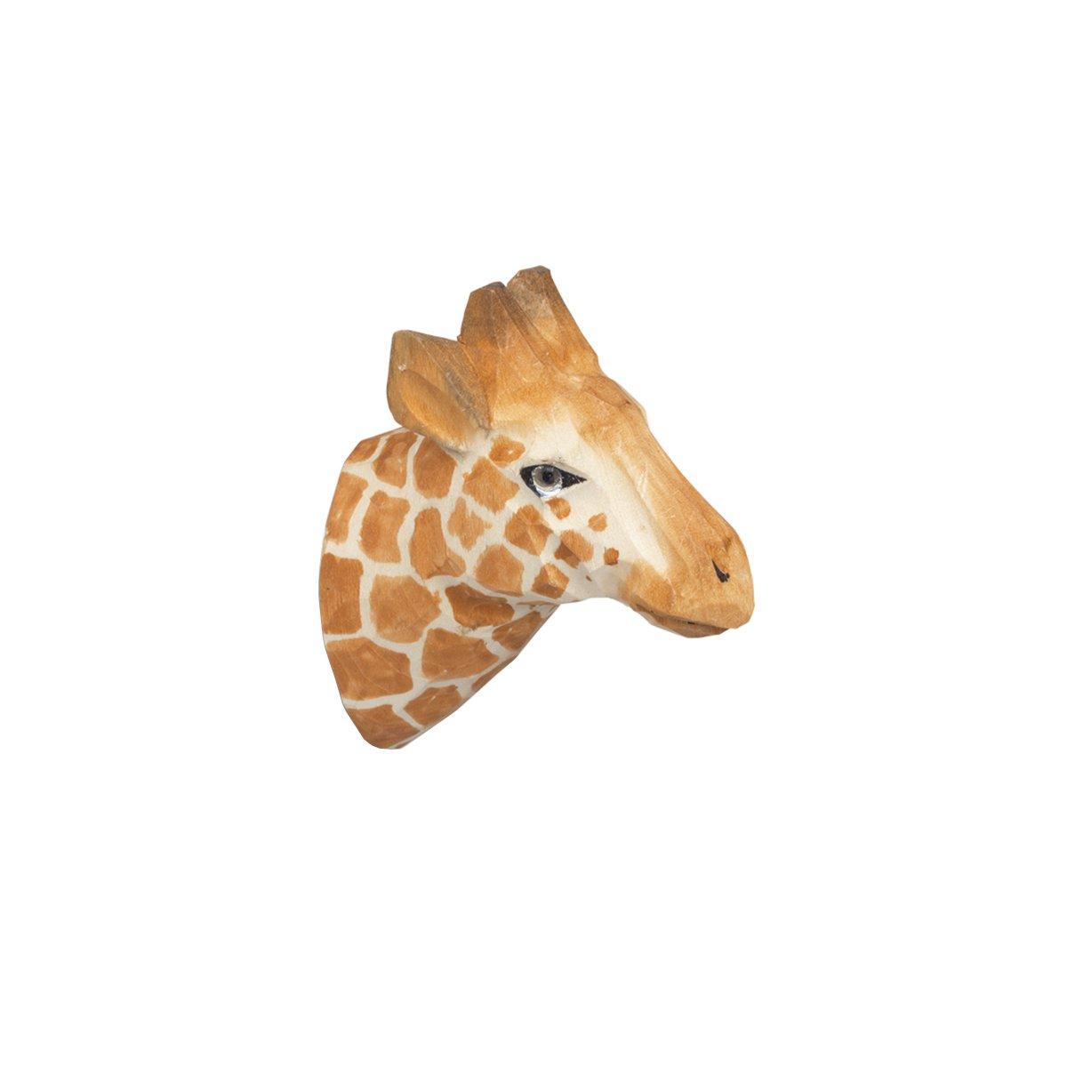 Ferm Living Dieren Wandhaak - Giraffe