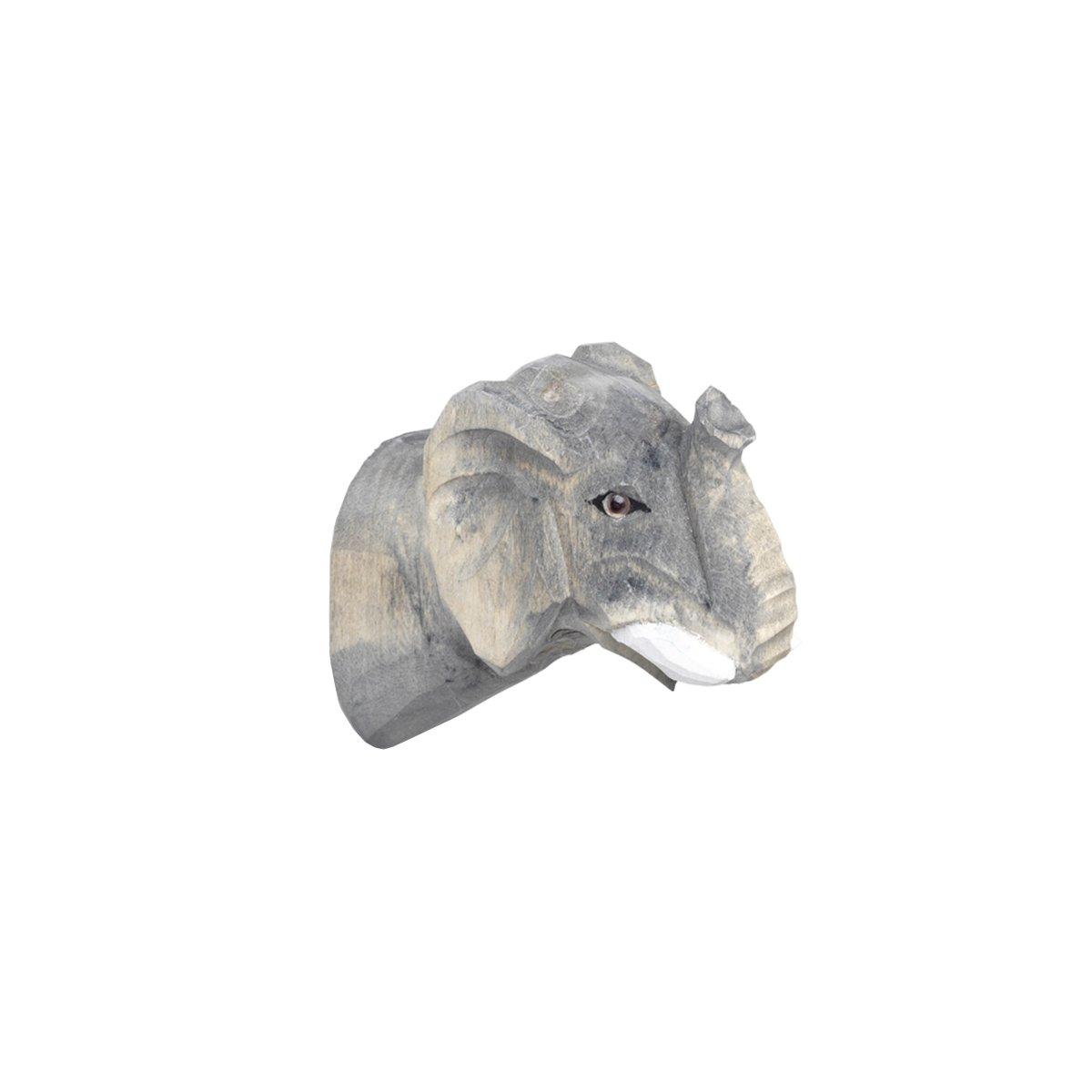 Ferm Living Dieren Wandhaak - Olifant