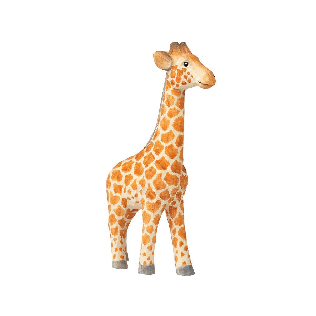 Ferm Living Handgesneden Dier - Giraffe