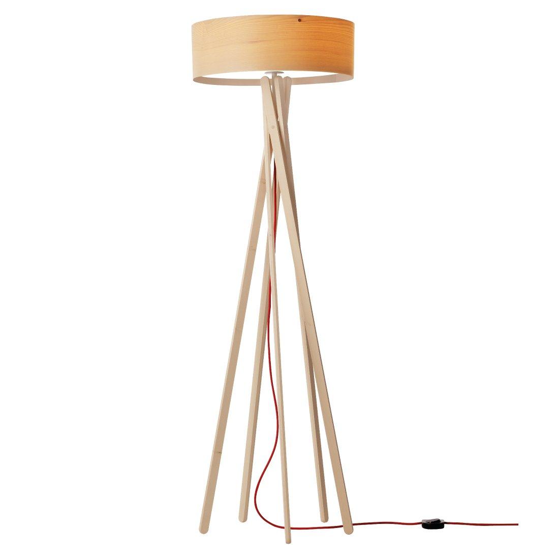 Arba 10 Vloerlamp, met dimmer - Belux