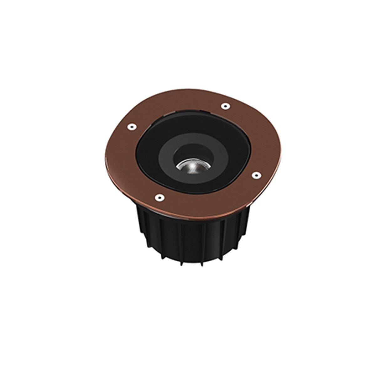FLOS A-Round 150 Outdoor Vloerlamp - Koper Stralingshoek: 50°