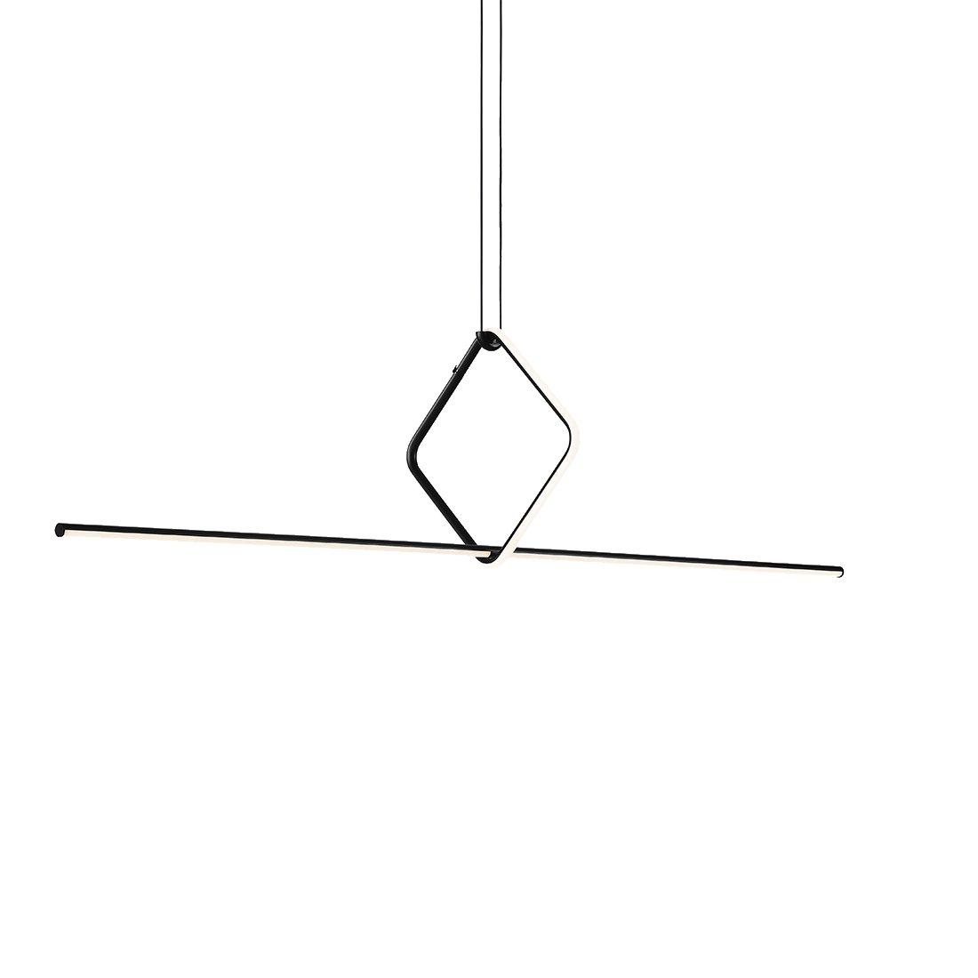 FLOS Arrangements Hanglamp 2 - Square Small & Line