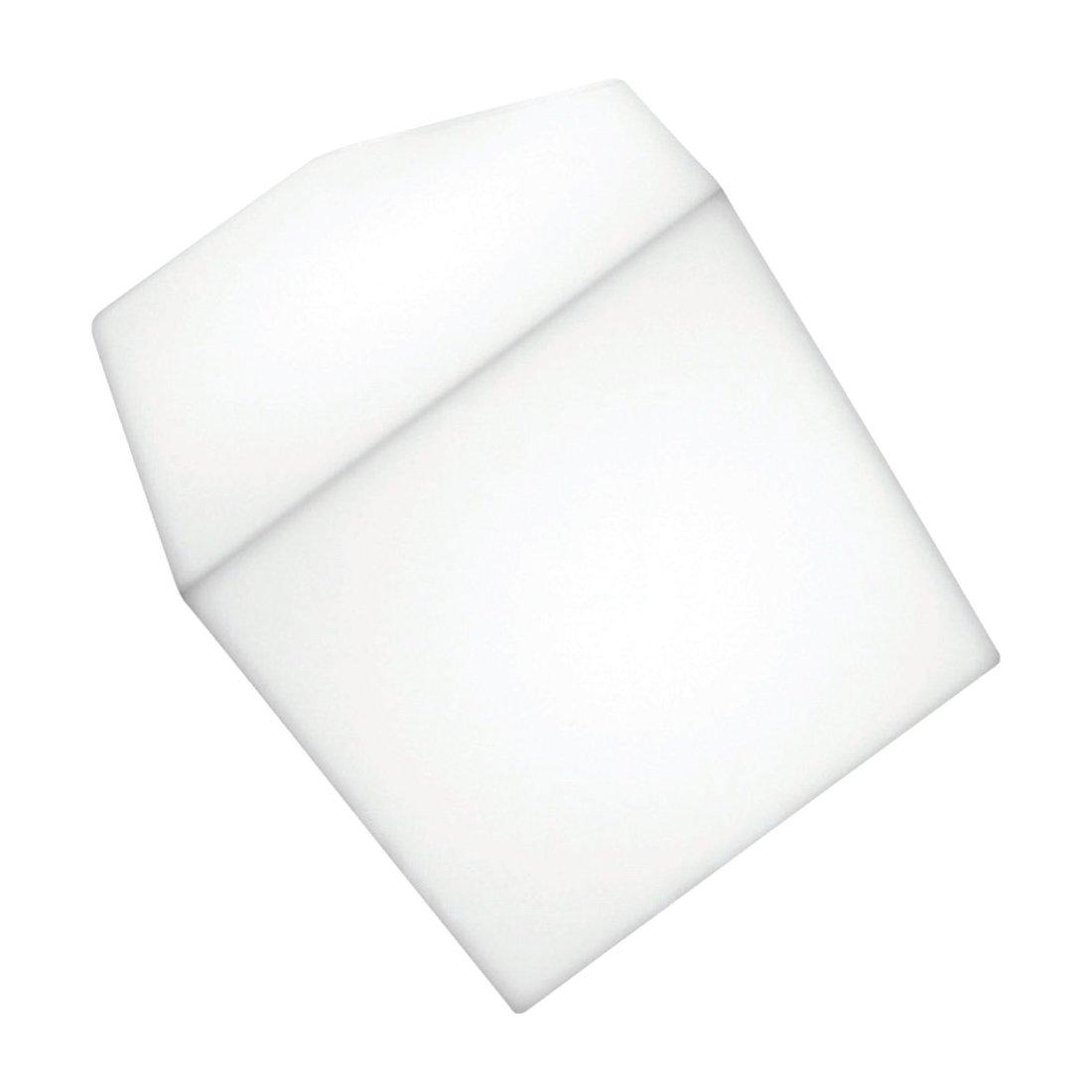 Artemide Edge 30 Wand en Plafondlamp Wit