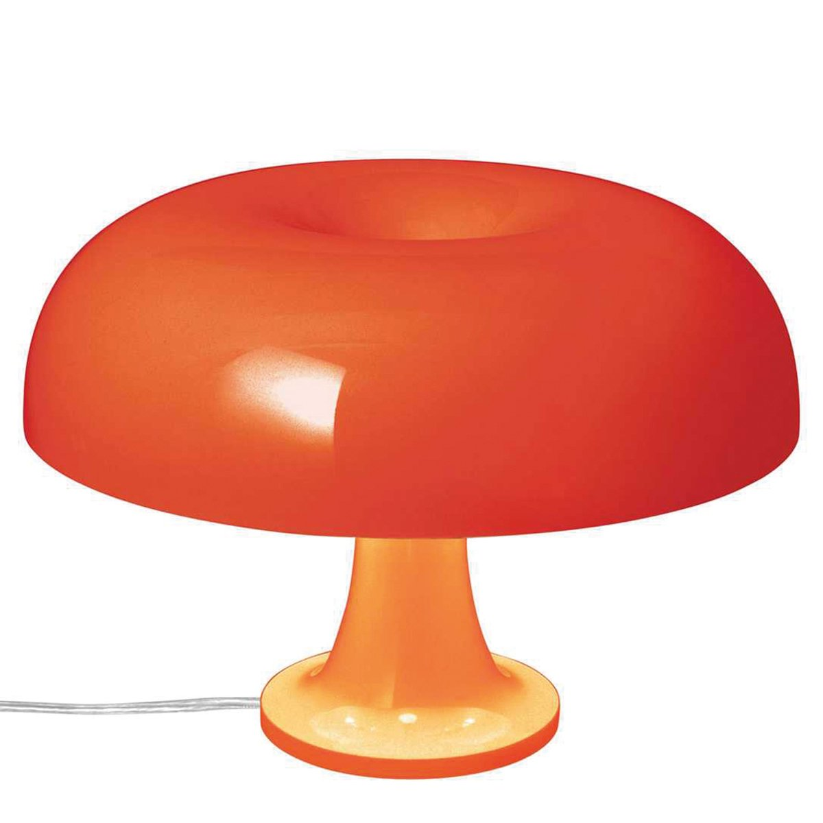 Artemide Nesso Tafellamp Oranje