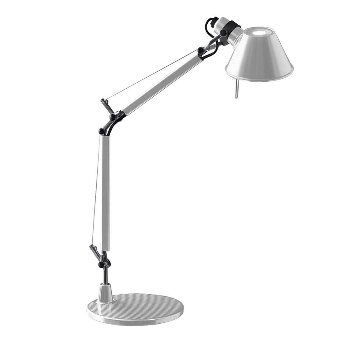 Artemide Tolomeo Micro Tafellamp Aluminium