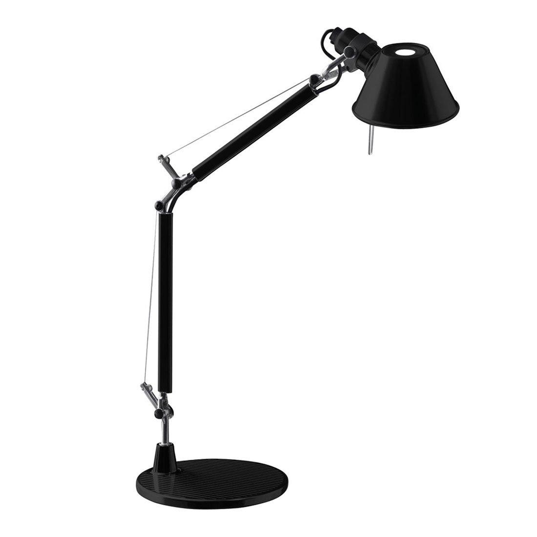 Artemide Tolomeo Micro Tafellamp Zwart