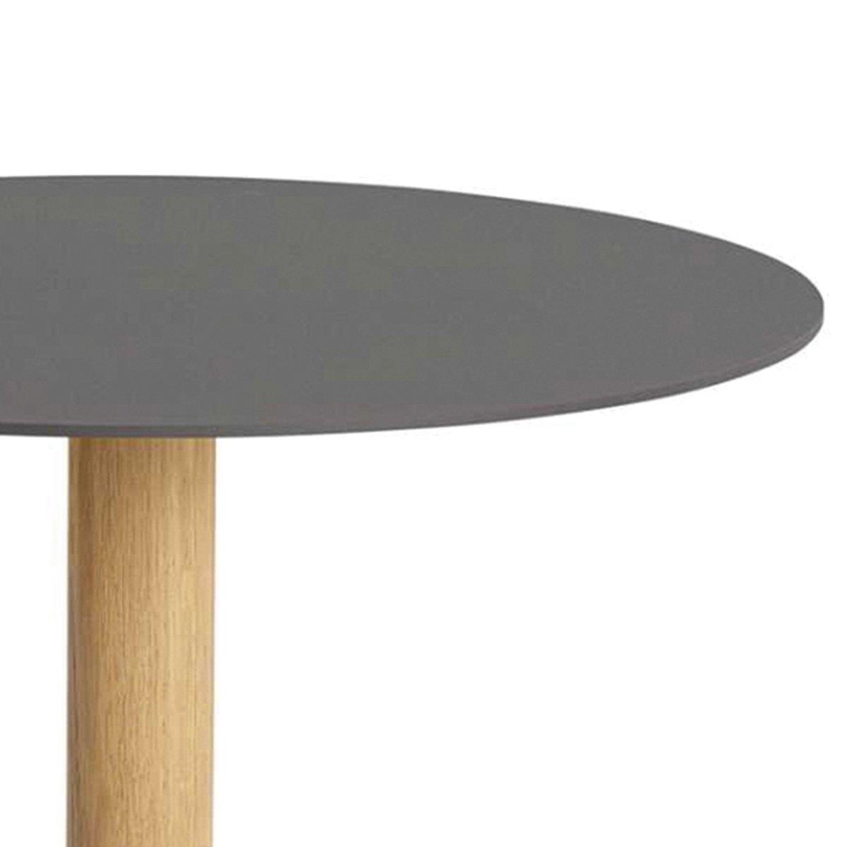 Artifort Balans Bijzettafel - Slate Grey �40 x h. 46 cm.