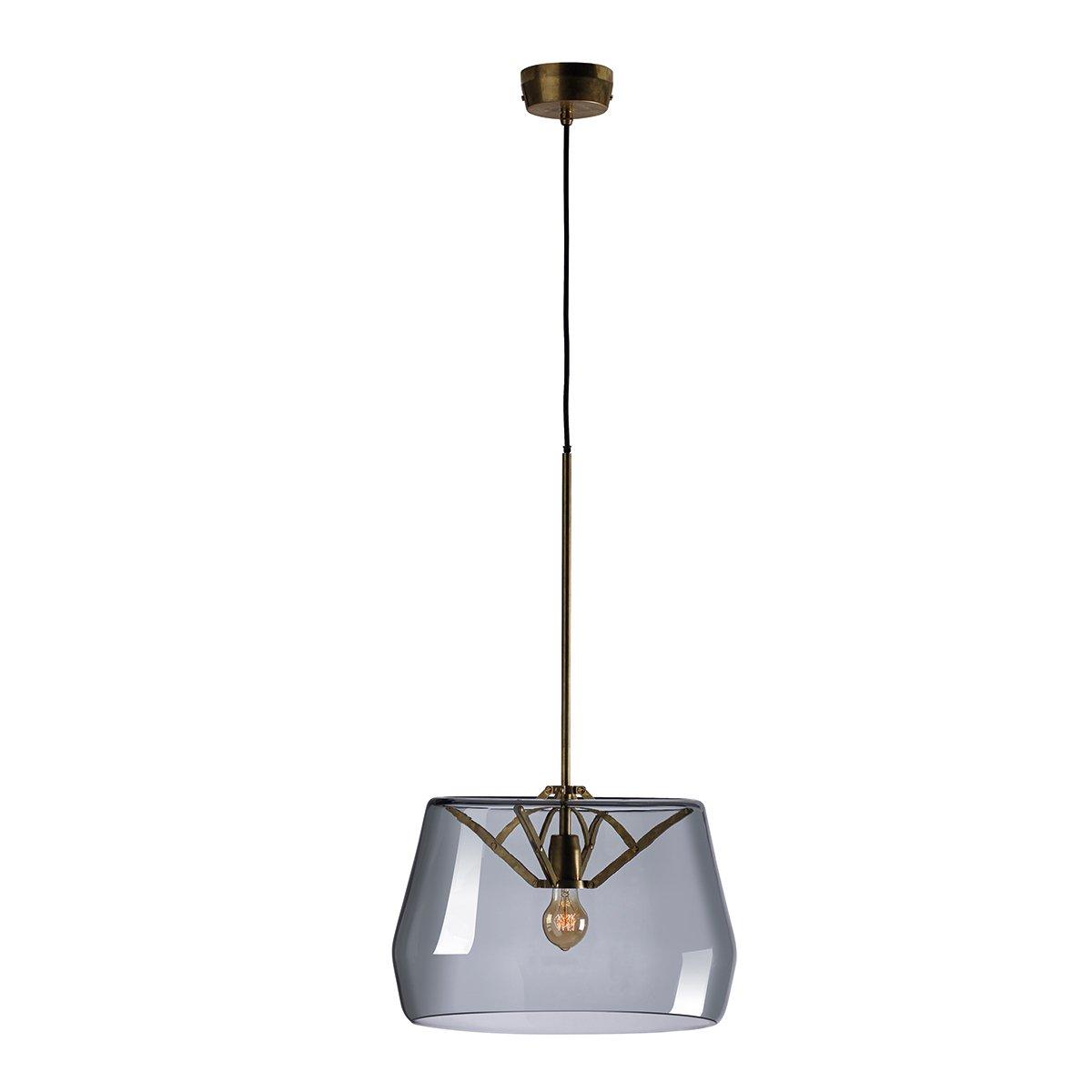 Tonone Atlas Hanglamp - Grijs �45 cm.