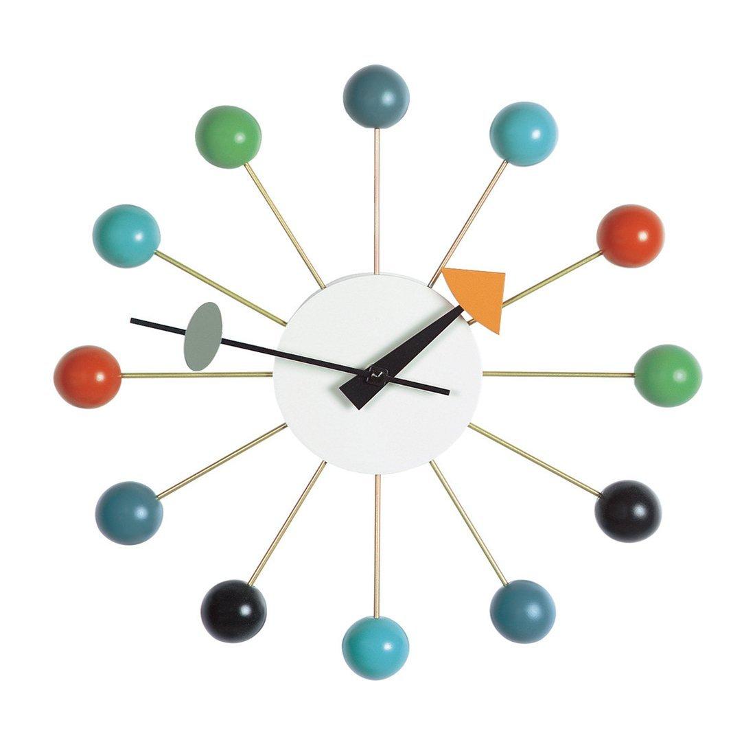 Vitra Ball Clock Klok Multi