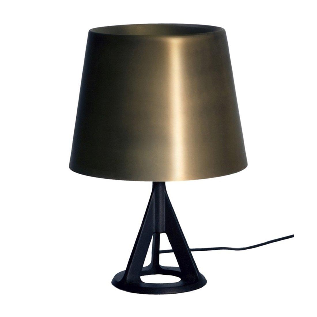 Tom Dixon Base Table Light Tafellamp Geborsteld Messing
