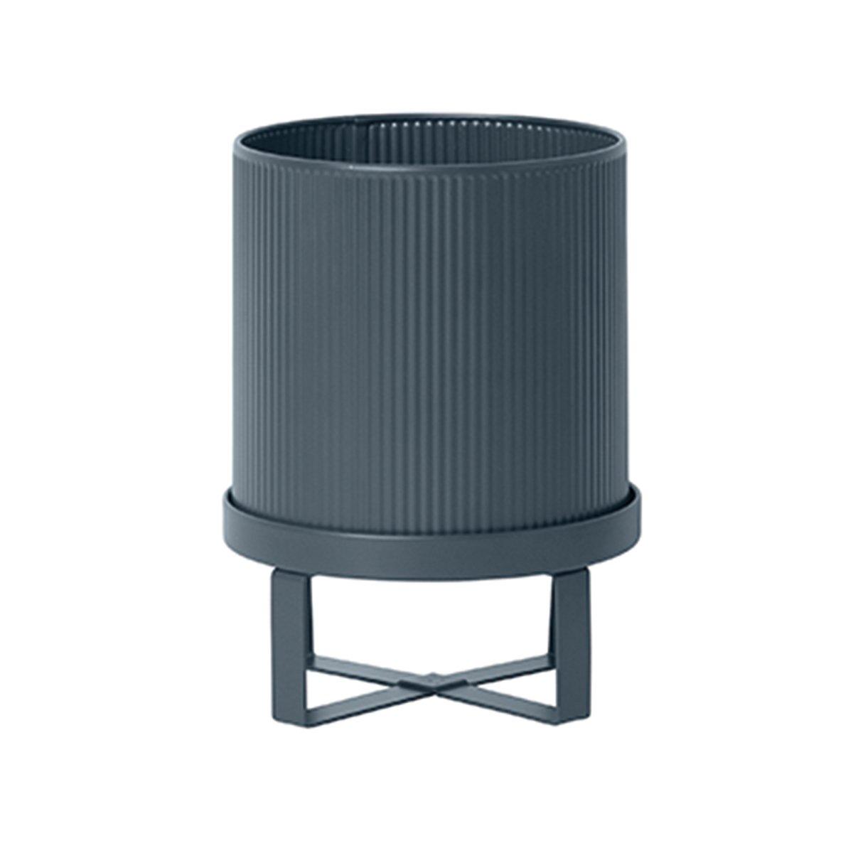 Ferm Living Bau Pot - Small/Donkerblauw