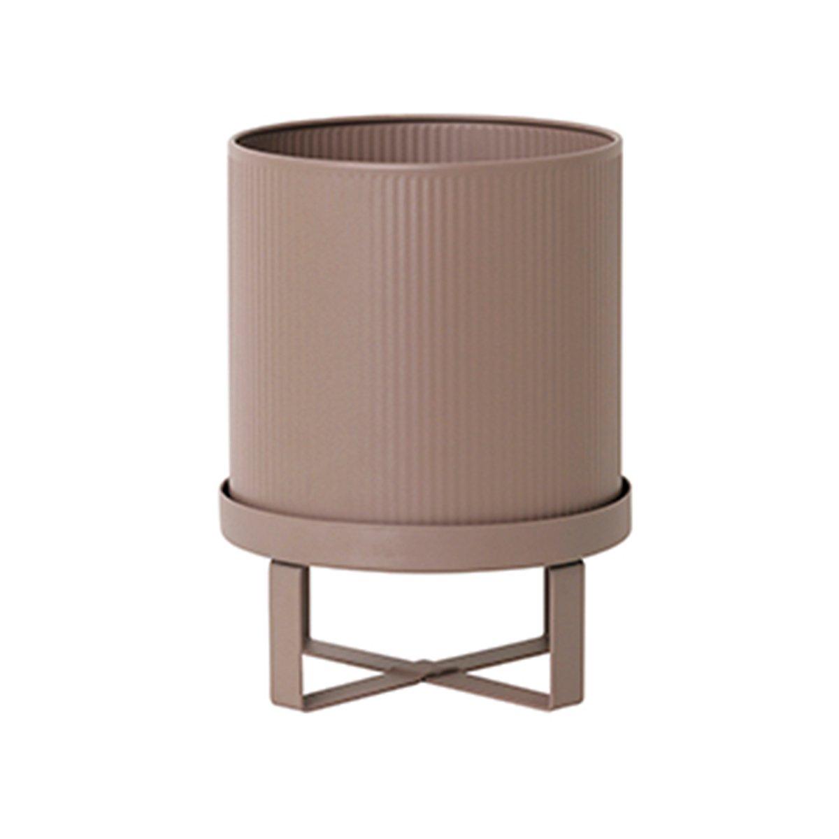 Ferm Living Bau Pot - Small/Dusty Roze