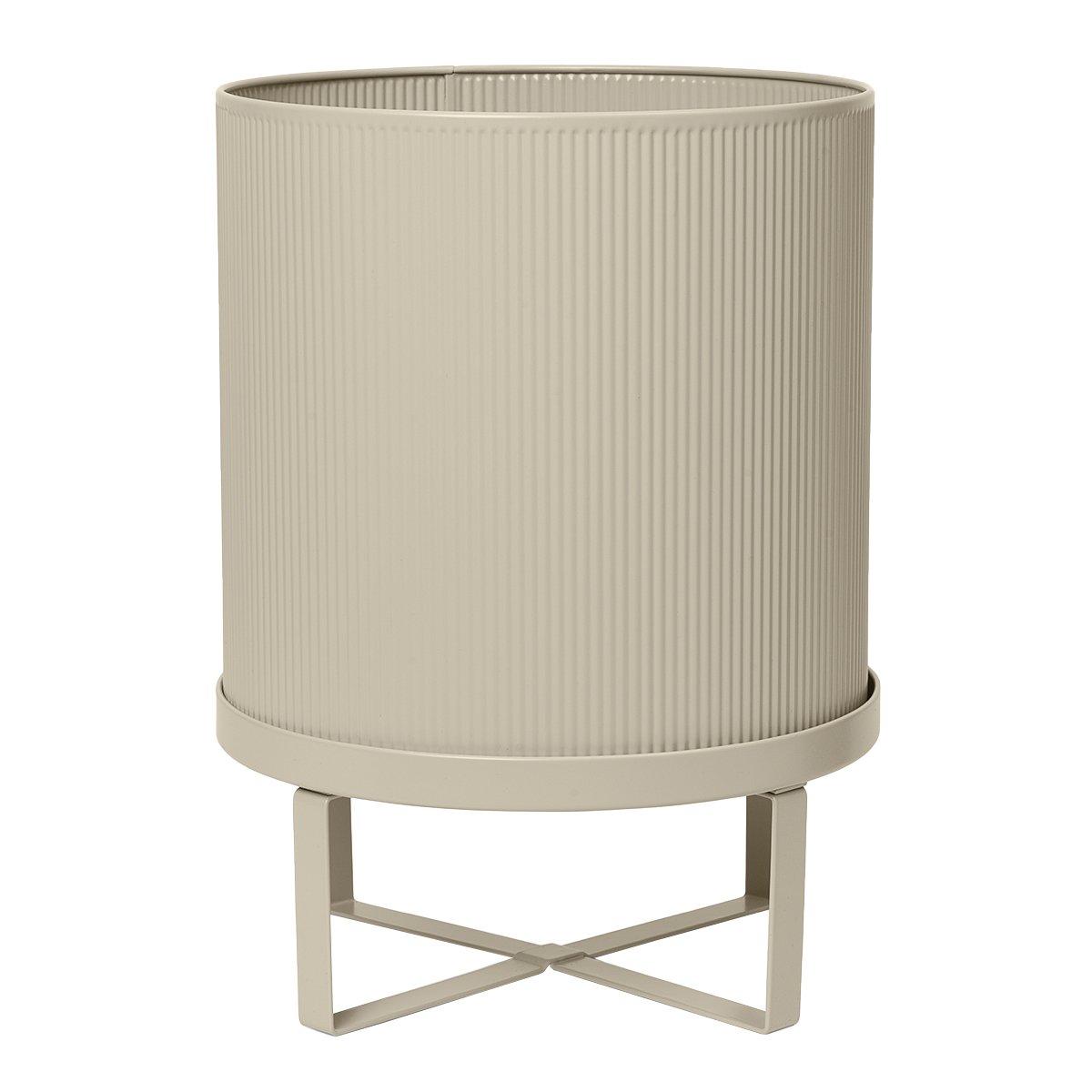 Ferm Living Bau Pot - Cashmere/Large