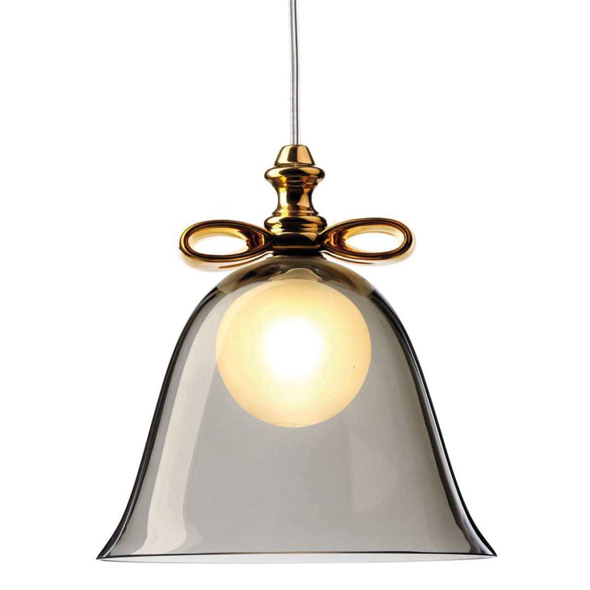 Moooi Bell Hanglamp Small - Smoke/Goud