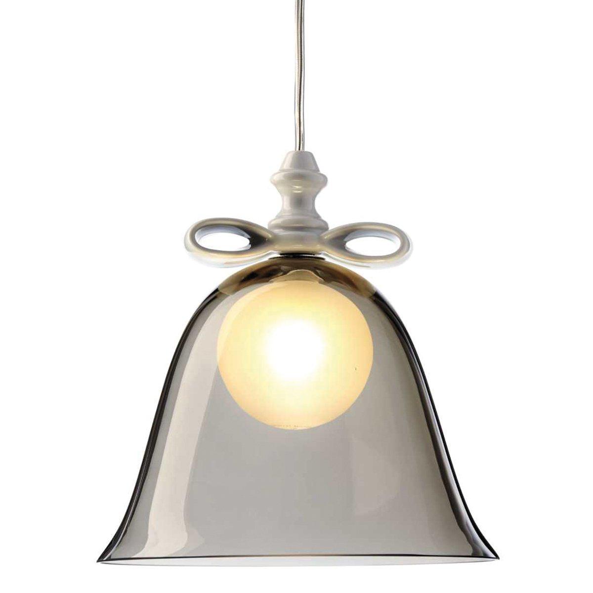 Moooi Bell Hanglamp S Grijs - Wit