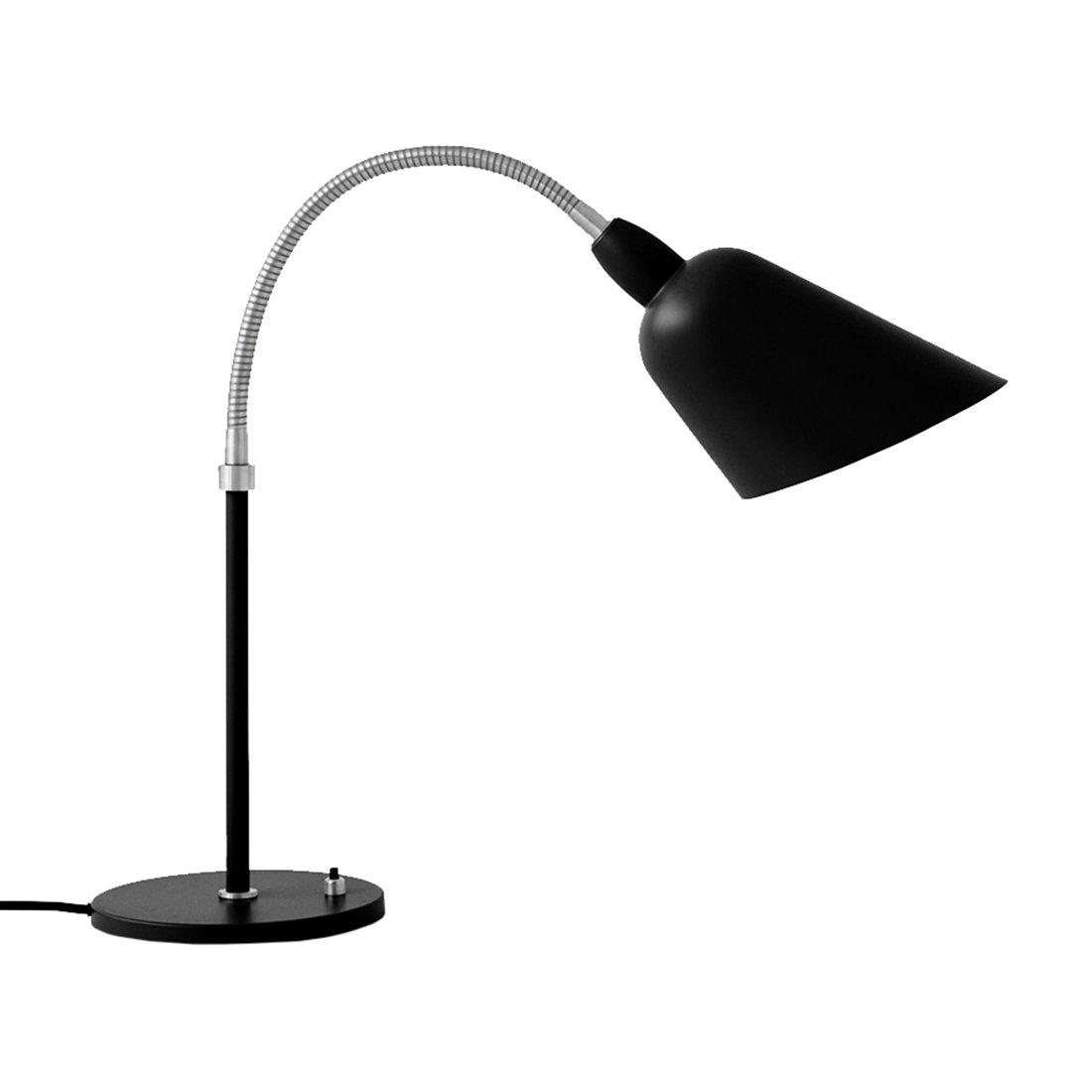 AndTradition Bellevue AJ8 Tafellamp - Zwart/Staal