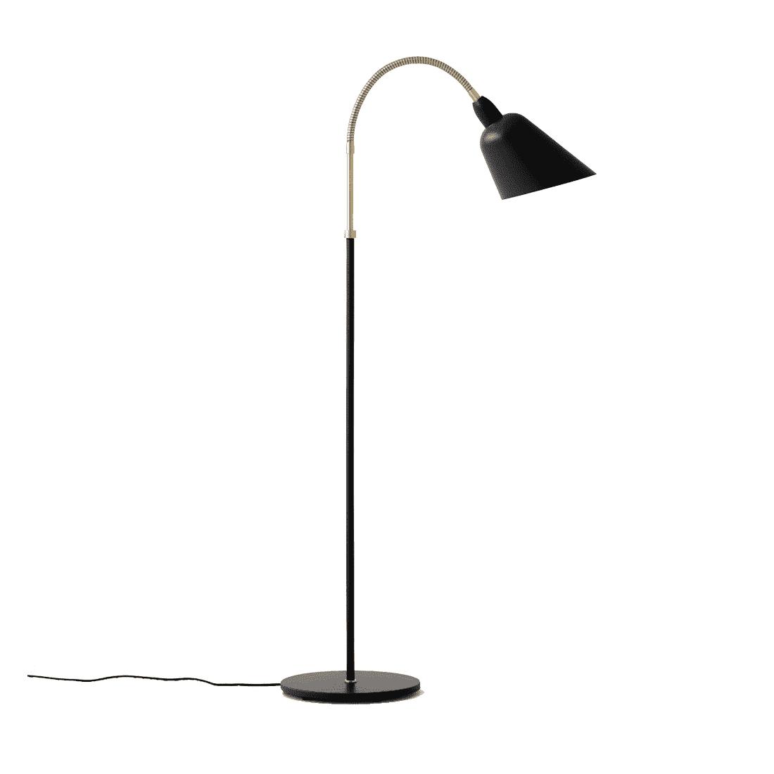 &Tradition Bellevue AJ7 Vloerlamp Zwart