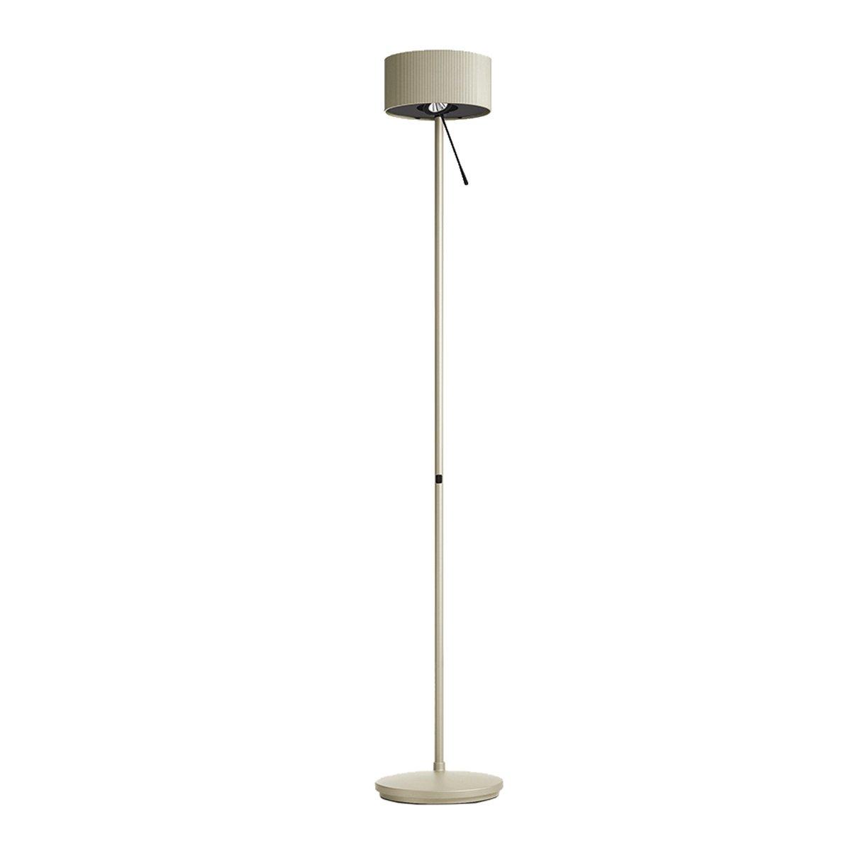 Diogenes Vloerlamp Goud/Grijs - Belux