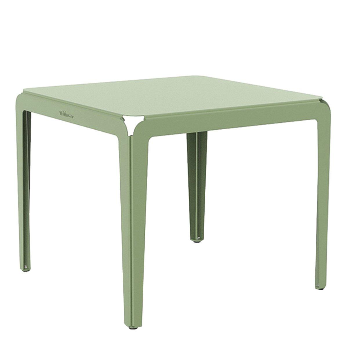 Weltevree Bended Tafel - Pale Green 90x90x75