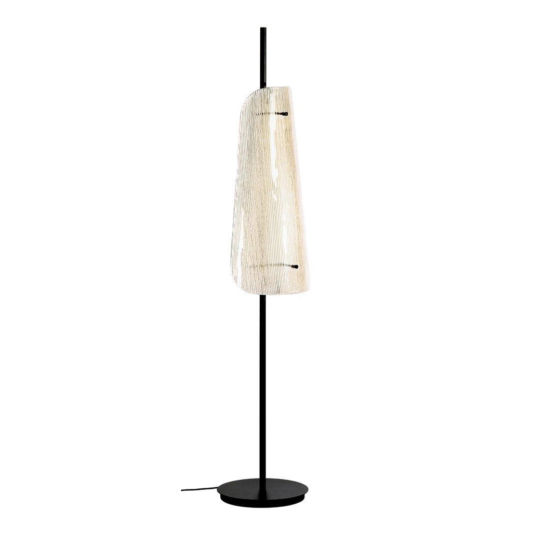Pulpo Bent Vloerlamp One - Smoke Grey