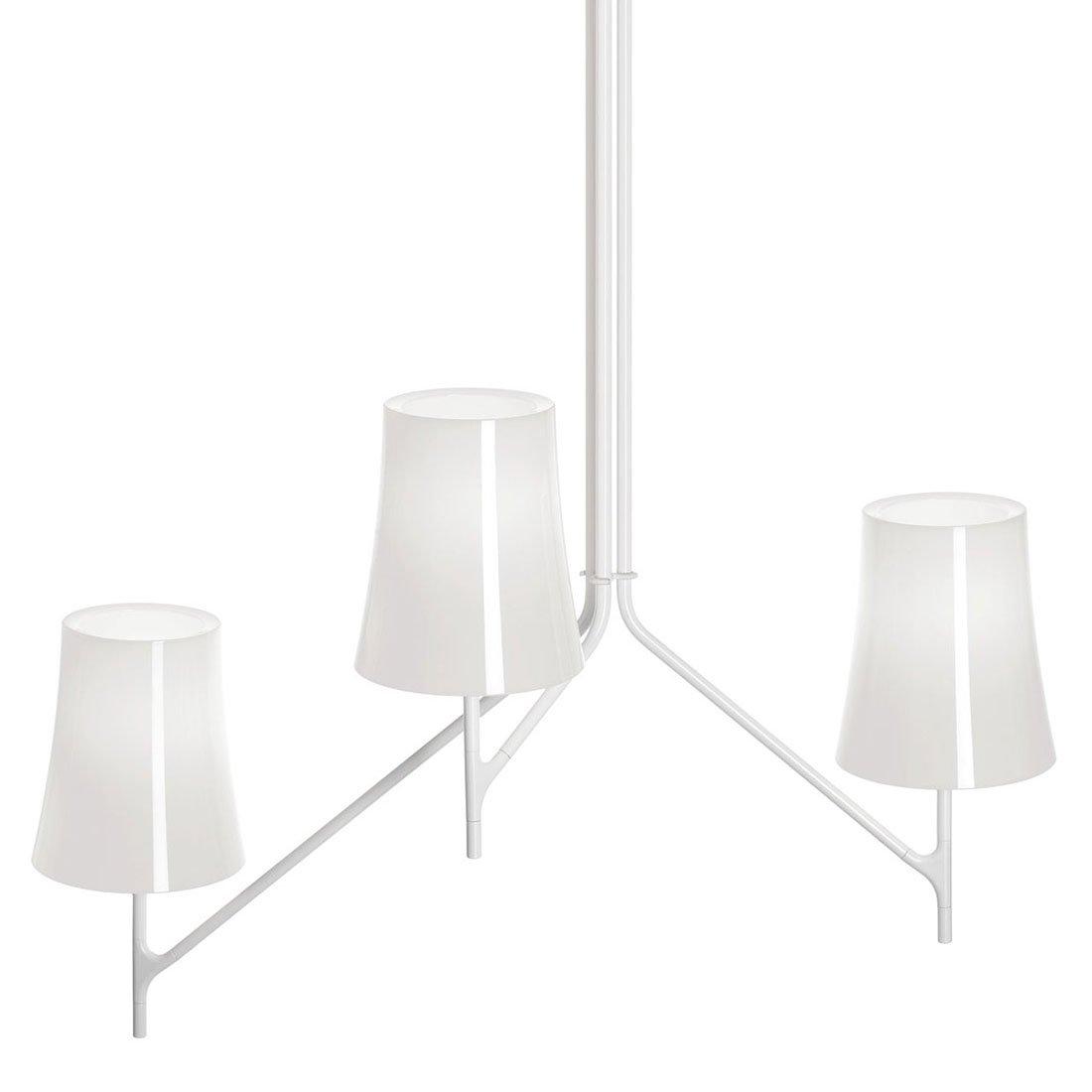 Foscarini Birdie 3 Hanglamp Wit
