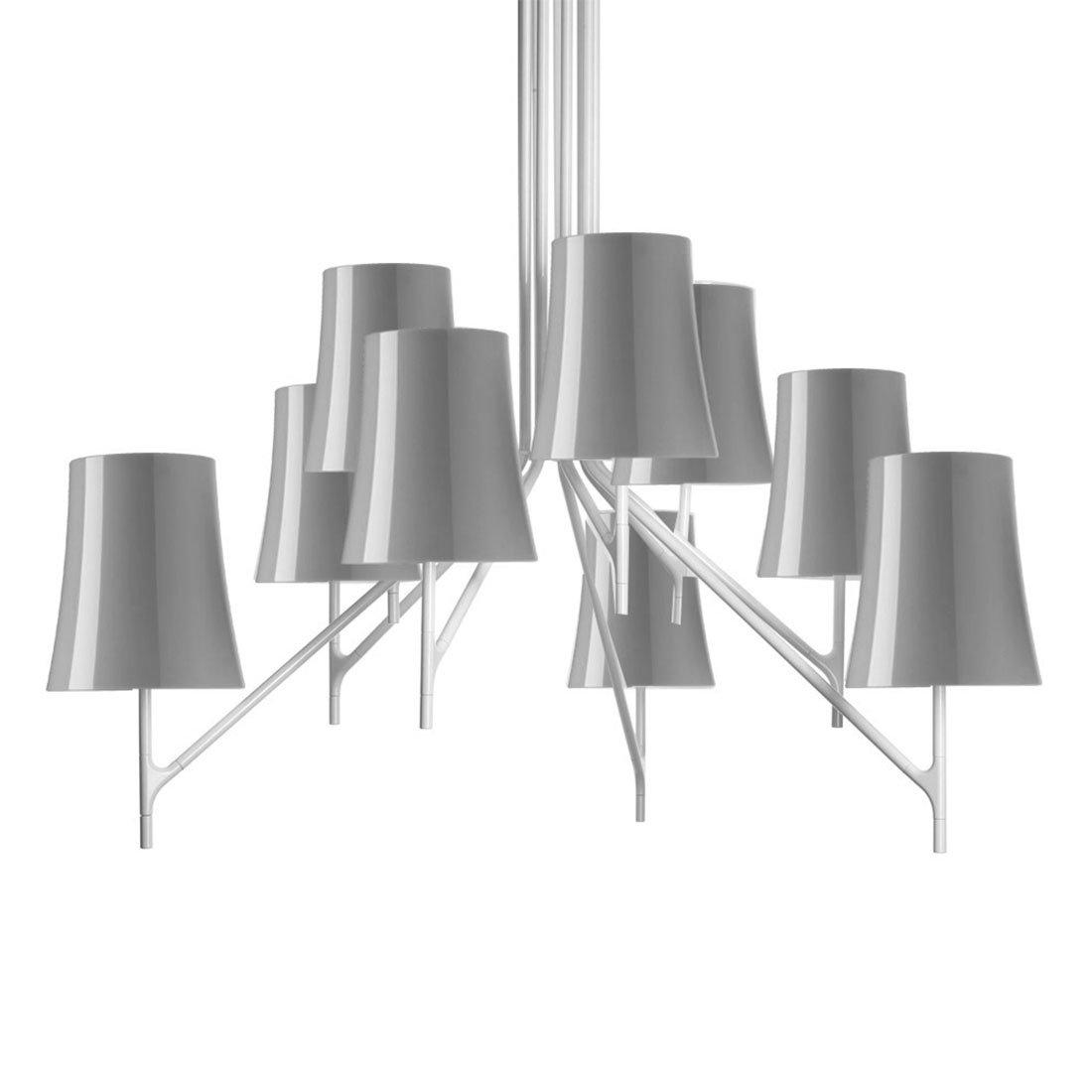 Foscarini Birdie 9 Hanglamp Grijs