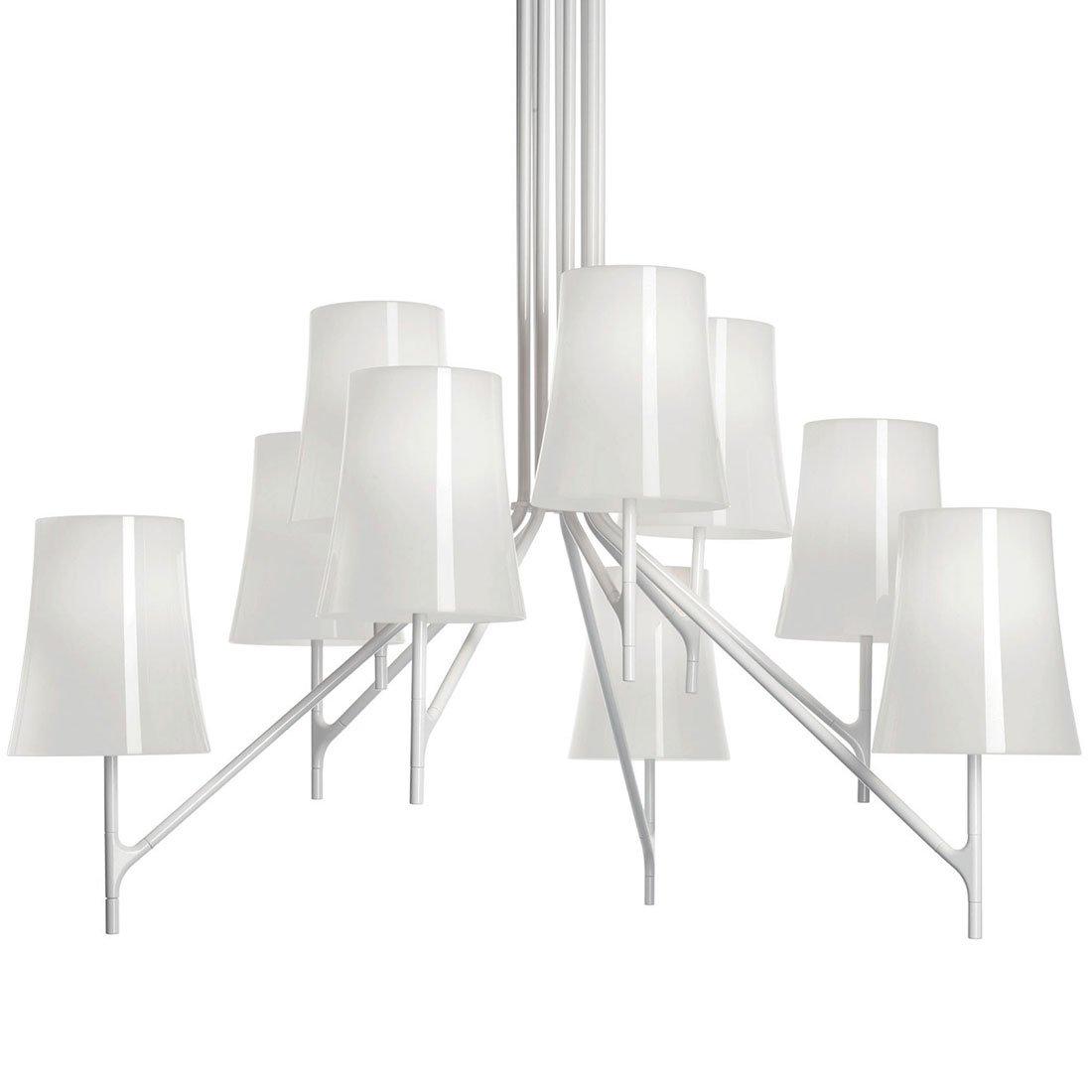Foscarini Birdie 9 Hanglamp Wit