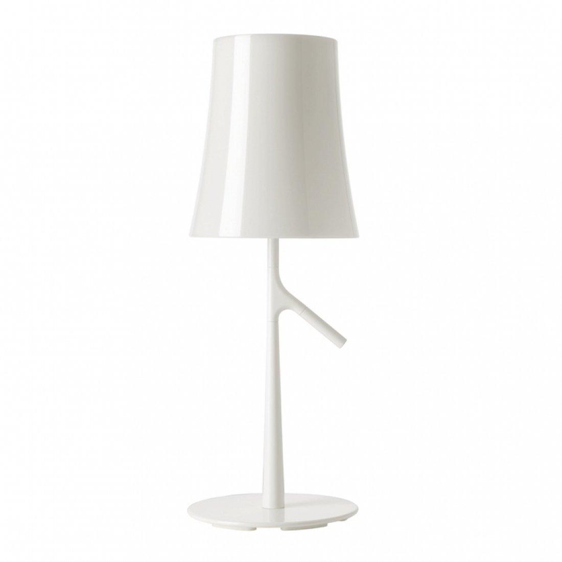 Foscarini Birdie Mini Tafellamp Dimbaar Ge�ntegreerd LED - Wit