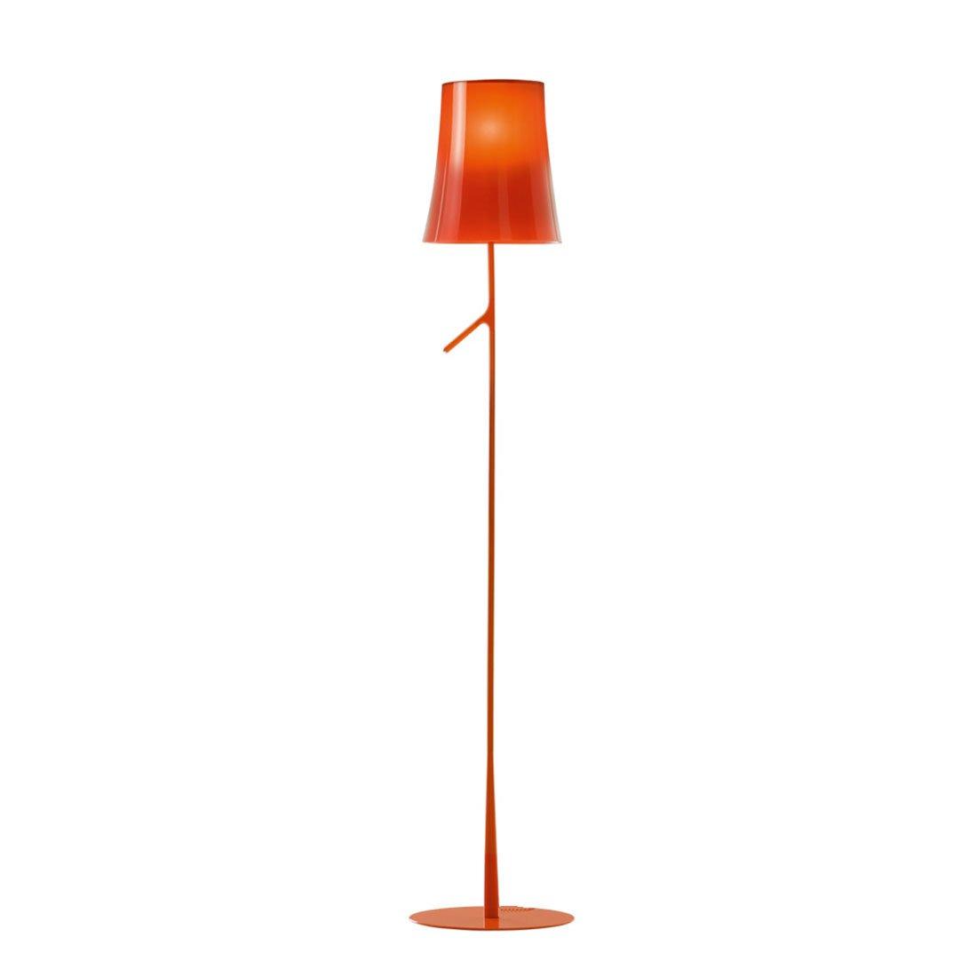 Foscarini Birdie Vloerlamp Oranje