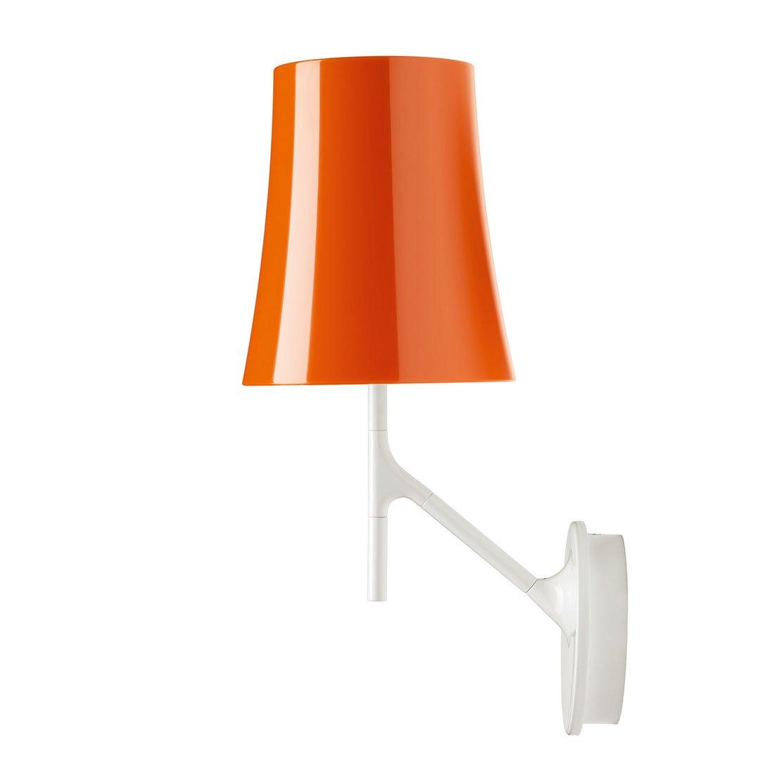 Foscarini Birdie Wandlamp Oranje Dimbaar